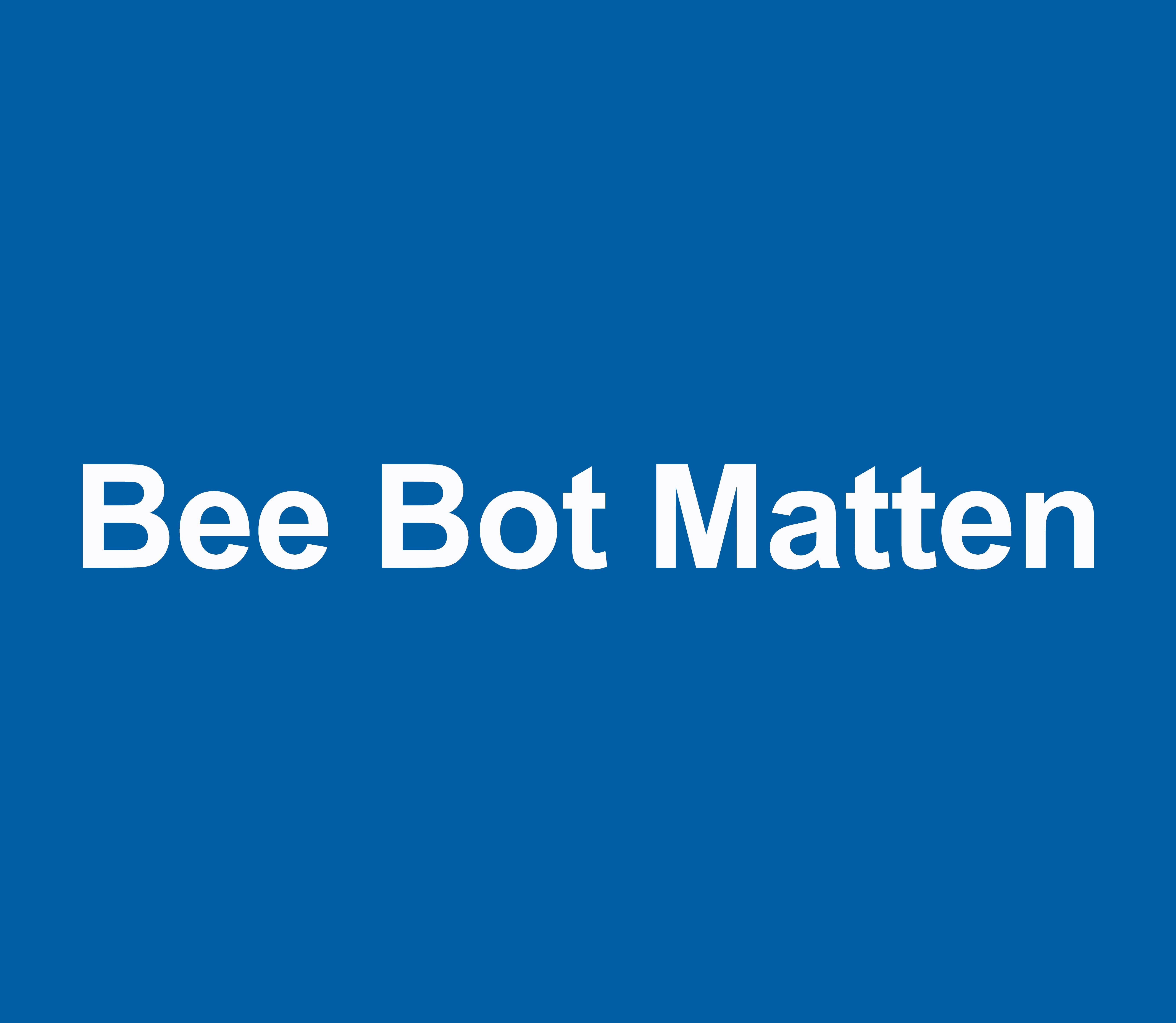 Bee Bot Matten