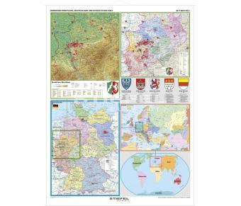 Nordrhein-Westfalen, Deutschland und Europa in der Welt