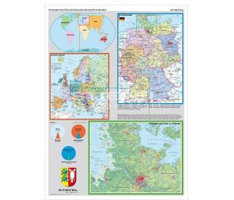 Schleswig-Holstein, Deutschland und Europa in der Welt