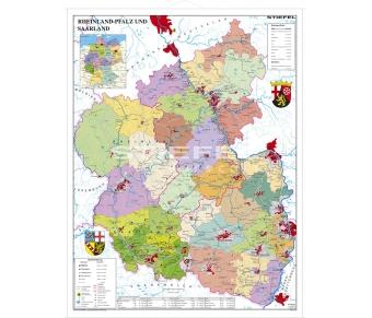 Rheinland-Pfalz und Saarland politisch