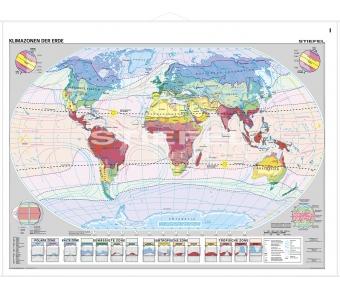 Klimazonen der Erde