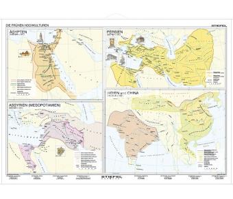 Die frühen Hochkulturen