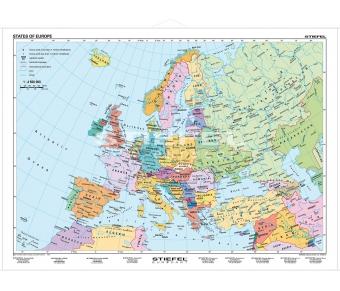 Staaten Europas (Englisch)