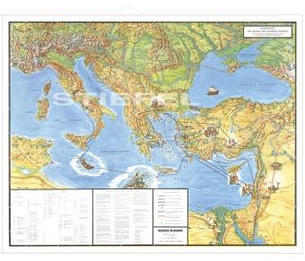Die Reisen des Apostel Paulus