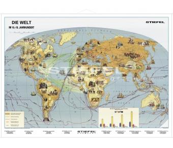 Die Erde im 16. bis 18. Jahrhundert