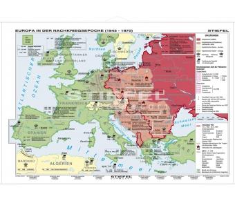 Europa 1945 bis 1970