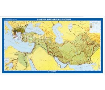 Reich Alexander des Großen