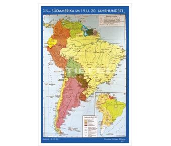 Südamerika im 19. und 20. Jahrhundert