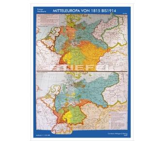 Mitteleuropa 1815 bis 1914