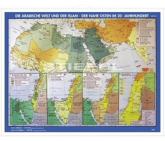 Putzger - Arabische Welt und der Islam
