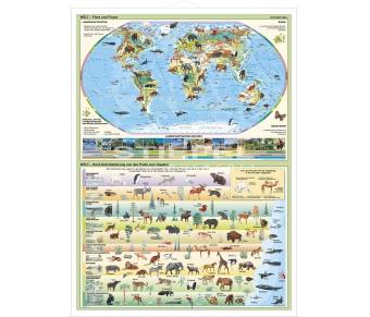 Die Welt - Flora und Fauna
