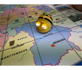 Bee Bot-Matte Suchspiel Deutschland