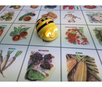 Bee Bot-Matte Obst und Gemüse