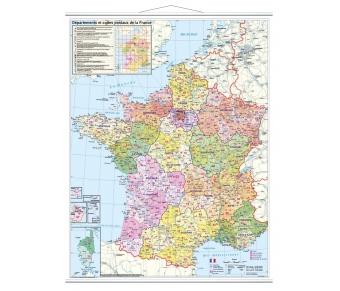 Frankreich Departement (französisch)