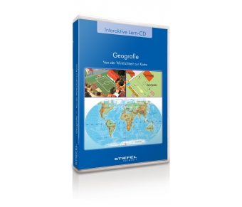 Geografie - Von der Wirklichkeit zur Karte