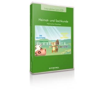 Heimat- und Sachkunde - Heimische Haustiere