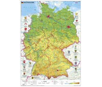 DUO Schreibunterlage Deutschland
