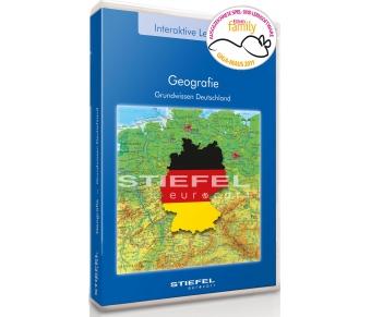 Geografie - Grundwissen Deutschland
