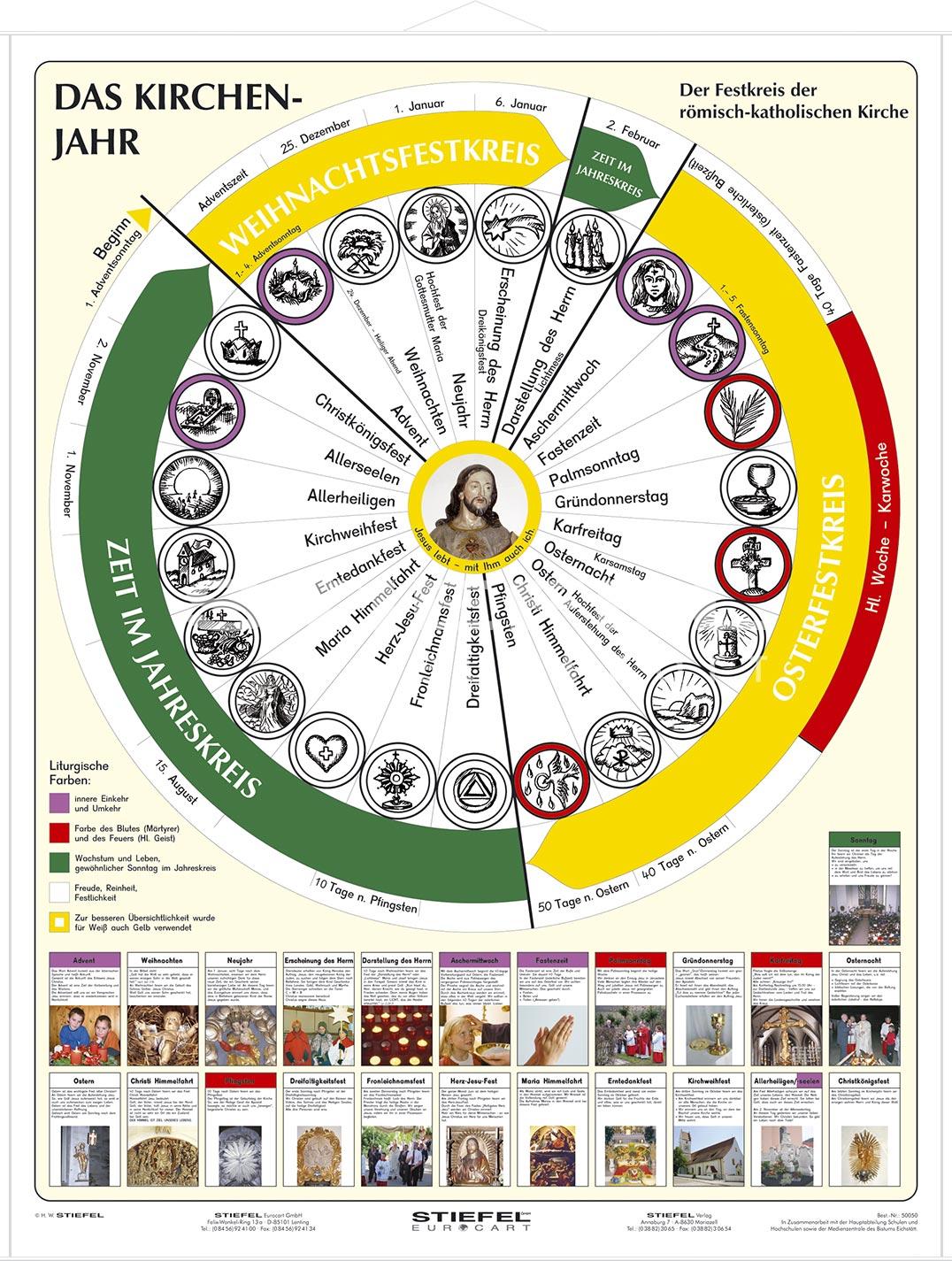 Kirchenjahr Katholisch