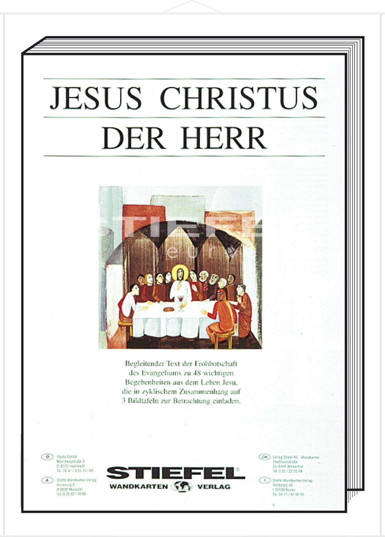 Cover des Mediums: Jesus Christus der Herr