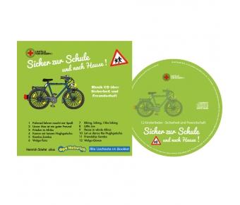 Die wichtigsten Verkehrs-zeichen mit Musik-CD