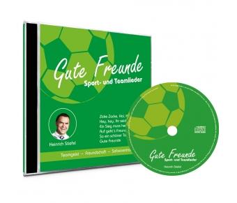 "Musik-CD ""Gute Freunde"""