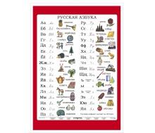 DUO Das Russische ABC / Lernkarte