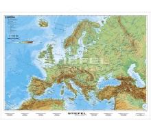 Europa physisch