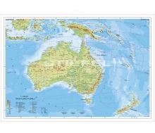 Australien physisch (englisch)