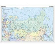 Nordasien politisch (Russland)