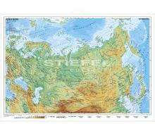 Nordasien physisch (Russland)
