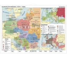 Europa 1970 bis 2000