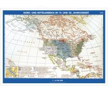 Nord- und Mittelamerika im 19. und 20. Jahrhundert