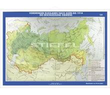Vordringen Russlands nach Asien bis 1914 – Die Erschließung Sibiriens