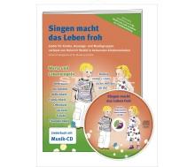 Liederbuch Singen macht das Leben froh inkl. Musik-CD