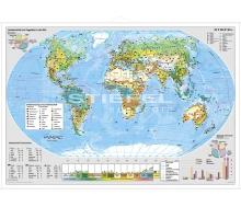 Landwirtschaft und Vegetation in der Welt
