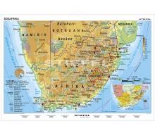 Südafrika physisch