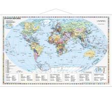Staaten der Erde - Poster