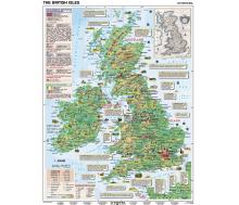 DUO Schreibunterlage Basic facts about Great Britain