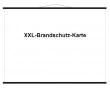 XXL-Brandschutz-Staaten der Erde mit Flaggenrand