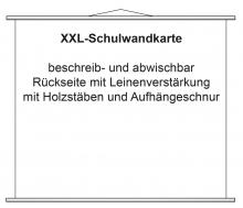 Deutschland/ naturräumliche Gliederung und Großlandschaften physisch