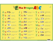 Dinocard Das Drachen ABC deutsch / englisch
