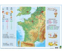 Dinocard Französisch 1 / France