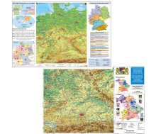 DUO Schreibunterlage Bayern physisch / Deutschland physisch
