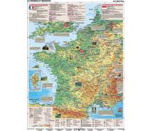 DUO Schreibunterlage La France et Monaco
