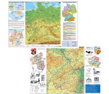 DUO Schreibunterlage Rheinland-Pfalz physisch / Deutschland physisch
