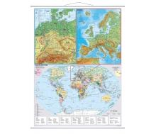Deutschsprachige Länder, Europa und die Welt