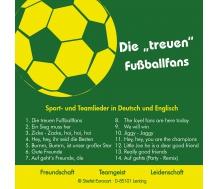 """Musik-CD """"Die treuen Fußballfans"""""""