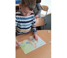 Puzzle Staaten Europas