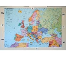 Europa politisch XXL-Puzzle magnetisch